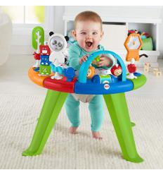 FISHER PRICE SPIN AND SORT VEIKLOS CENTRIUKAS