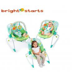 BRIGHT STARTS PLAYFUL PARADE BABY TO BIG KID VIBROGULTUKAS