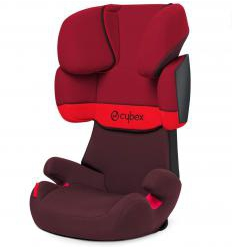 CYBEX SOLUTION X AUTOMOBILINĖ KĖDUTĖ, 15-36 KG, RUMBA RED