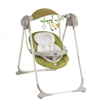 CHICCO POLLY SWING UP SUPYNĖS, GREEN