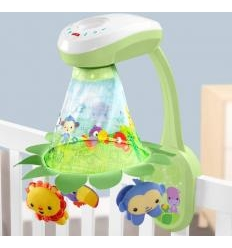 FISHER PRICE GROW‑WITH‑ME KARUSELĖ