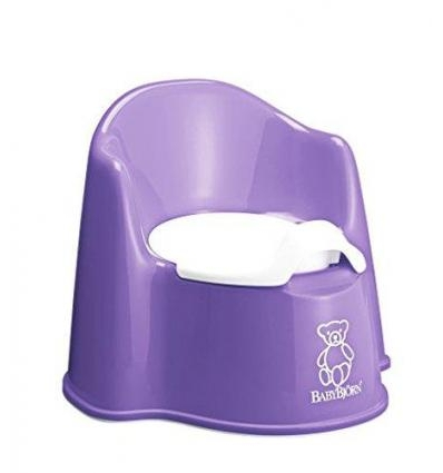 BABYBJÖRN NAKTIPUODIS POTTY CHAIR, PURPLE