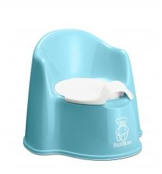 BABYBJÖRN NAKTIPUODIS POTTY CHAIR, TURQUOISE
