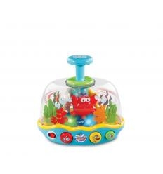 VTECH ŽAISLAS SEASIDE SPINNING TOP