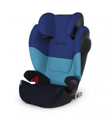 CYBEX SOLUTION M-FIX SL AUTOMOBILINĖ KĖDUTĖ, 15-36 KG., BLUE MOON