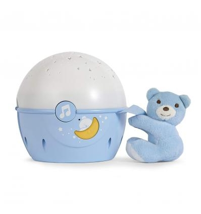 CHICCO NEXT2 STARS MIGDUKAS, BLUE