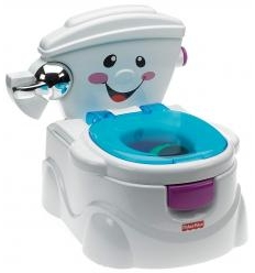 FISHER PRICE MY POTTY FRIEND MUZIKINIS NAKTIPUODIS