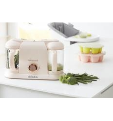 BEABA BABYCOOK PLUS TRINTUVAS-GARINTUVAS 4IN1, ROSE GOLD, UK