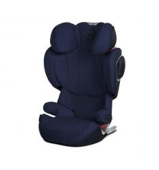 CYBEX SOLUTION Z‑FIX  AUTOMOBILINĖ KĖDUTĖ, 15-36 KG., MIDNIGHT BLUE