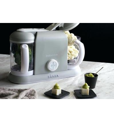 BEABA BABYCOOK PLUS TRINTUVAS-GARINTUVAS 4IN1, CLOUD