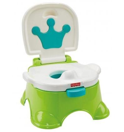 FISHER PRICE ROYAL NAKTIPUODIS, GREEN