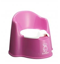 BABYBJÖRN NAKTIPUODIS POTTY CHAIR, PINK