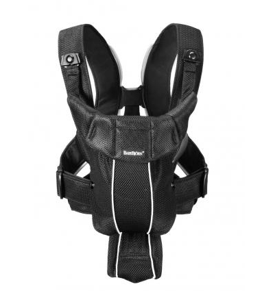 BABYBJORN NEŠIOKLĖ ACTIVE AIR, BLACK MESH