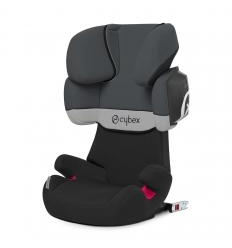 CYBEX SOLUTION X2‑FIX AUTOMOBILINĖ KĖDUTĖ, 15-36 KG, GRAY RABBIT