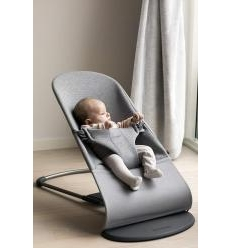 BABYBJÖRN GULTUKAS BLISS, 3D JERSEY, LIGHT GRAY