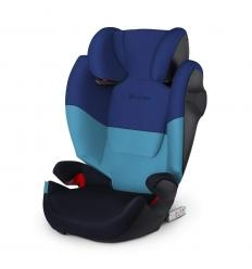 CYBEX SOLUTION M-FIX AUTOMOBILINĖ KĖDUTĖ, 15-36 KG., BLUE MOON