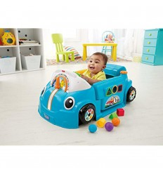 FISHER-PRICE LAUGH & LEARN SMART STAGES CRAWL AROUND MAŠINA