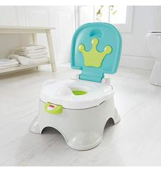 FISHER PRICE ROYAL NAKTIPUODIS, GREY