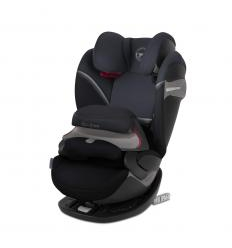 CYBEX PALLAS S-FIX AUTOMOBILINĖ KĖDUTĖ, 9-36 KG., GRANITE BLACK