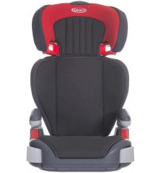 GRACO JUNIOR MAXI AUTOMOBILINĖ KĖDUTĖ, 15-36 KG., POMPEIAN RED